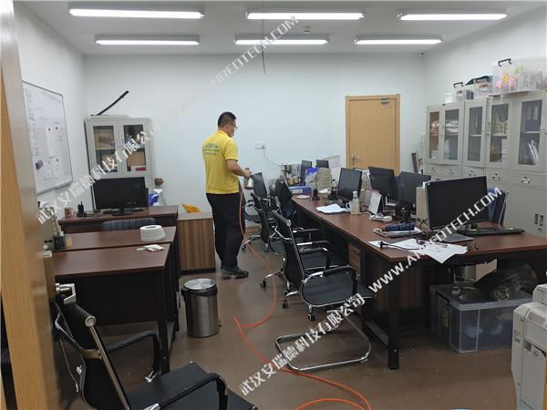 嘟噜嘟噜室内动物科普中心装修除甲醛