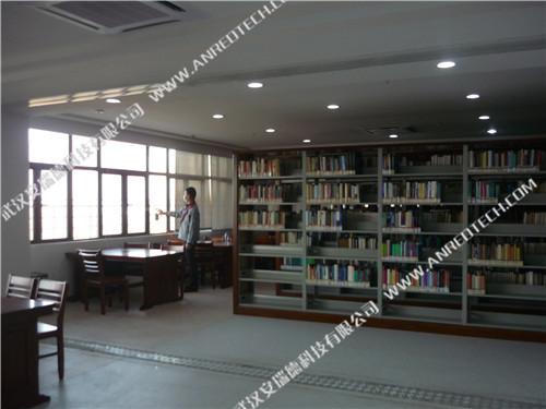 华中科技大学图书馆室甲醛治理和内空气治理项目