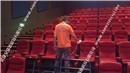 万达IMAX影城11000平室内装修除甲醛